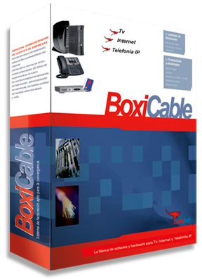 BoxiCableWEB - CableSoft