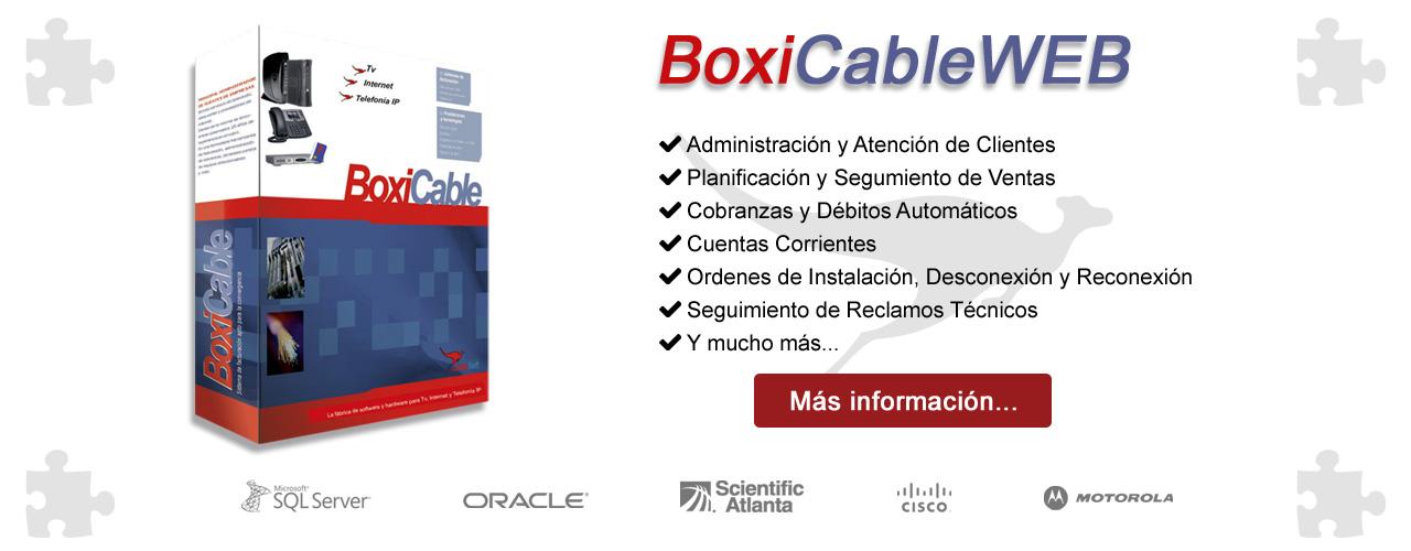 BoxiCableWEB